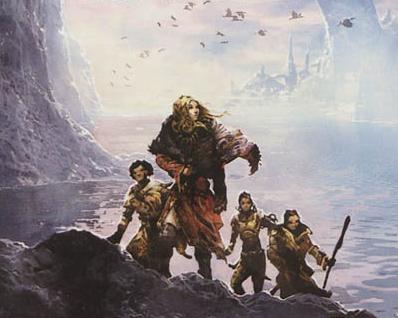 Ewilan - Les Fontières de Glaces