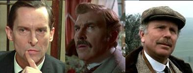 Sherlock Holmes - Acteurs